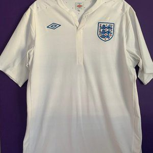 Men's English Rugby Shirt Size 44